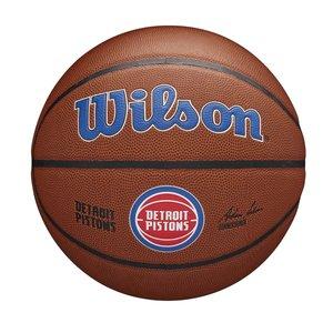 Wilson Wilson NBA DETROIT PISTONS Composite Indoor / Outdoor Basketbal (7)