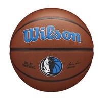 Wilson NBA DALLAS MAVERICKS Composite Indoor / Outdoor Basketbal (7)