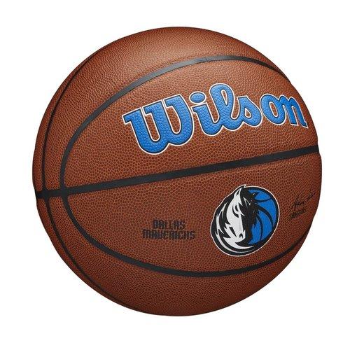 Wilson Wilson NBA DALLAS MAVERICKS Composite Indoor / Outdoor Basketbal (7)
