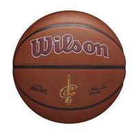 Wilson NBA CLEVELAND CAVALIERS Composite Indoor / Outdoor Basketbal (7)