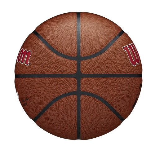 Wilson Wilson NBA CHICAGO BULLS Composite Indoor / Outdoor Basketbal (7)