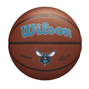 Wilson Wilson NBA CHARLOTTE HORNETS Composite Indoor / Outdoor Basketbal (7)