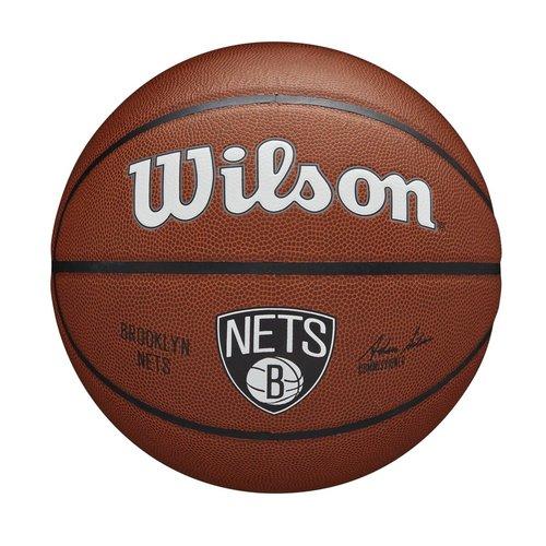 Wilson Wilson NBA BROOKLYN NETS Composite Indoor / Outdoor Basketbal (7)
