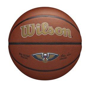 Wilson Wilson NBA NEW ORLEANS PELICANS Composite Indoor / Outdoor Basketbal (7)