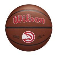 Wilson NBA Atlanta Hawks Indoor/Outdoor Basketbal (7)