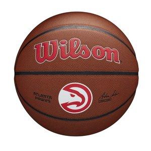 Wilson Wilson NBA Atlanta Hawks Composite Indoor / Outdoor Basketball (7)