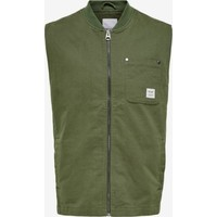 Only & Sons Life Gilet Groen