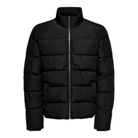 Only & Sons Melvin Life Puffer Jacket Schwarz