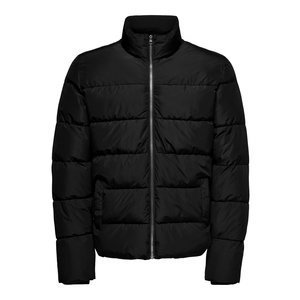 Only & Sons Only & Sons Melvin Life Puffer Jacket Schwarz