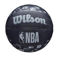 Wilson NBA All Teams Composite Indoor / Outdoor Basketbal (7)