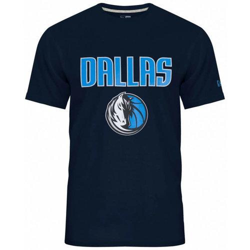 New Era New Era NBA Tee Dallas Mavericks