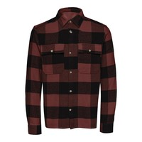 Only & Sons Check Flannel Overshirt Andorra