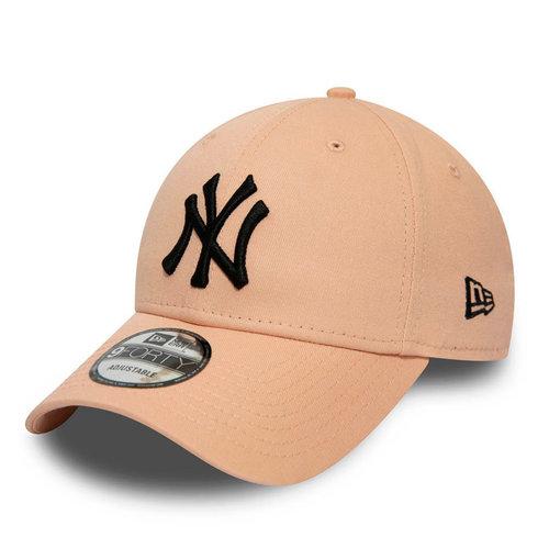 New Era New Era New York Yankees MLB 9Forty Cap Zalm Roze Zwart