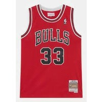 Mitchell & Ness Chicago Bulls Scottie Pippen Jersey Rood