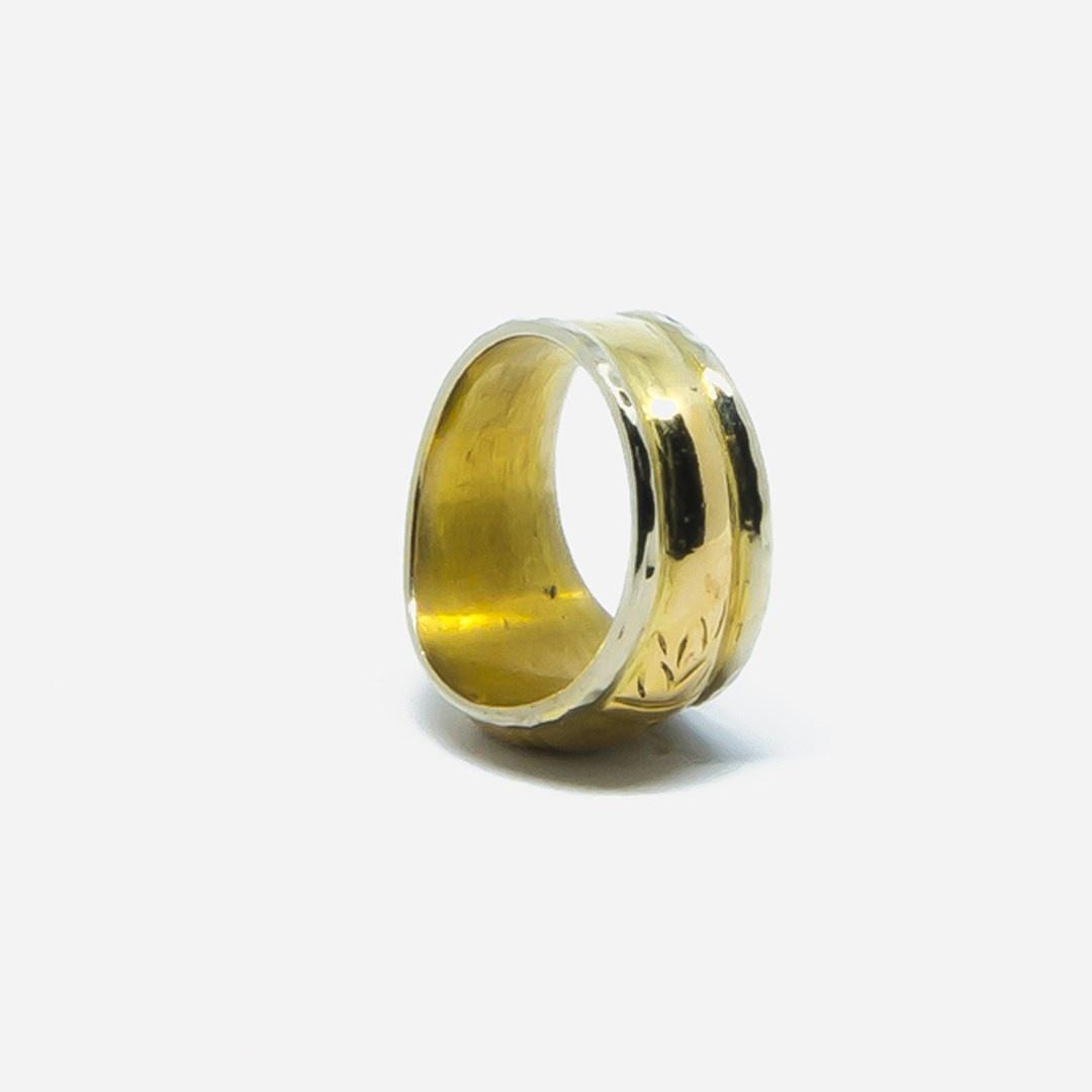 Ring vriendschap met diamantjes-6