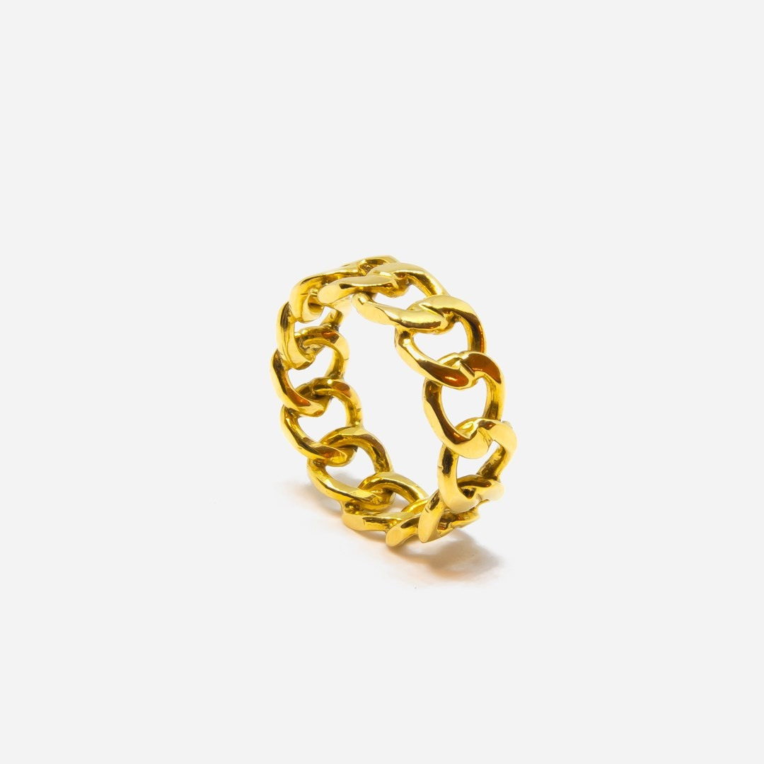 Ring cuban link-2