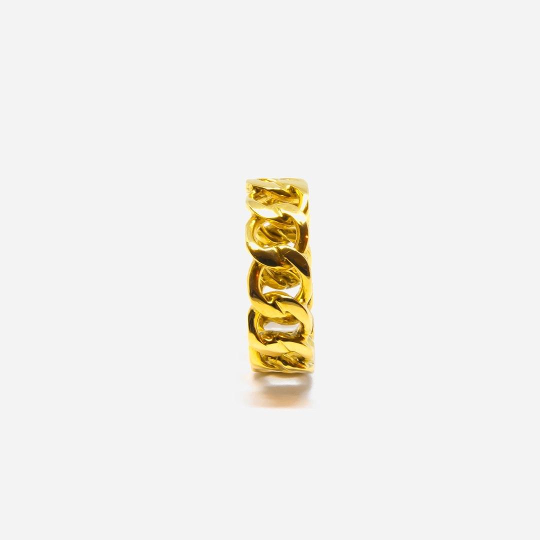 Ring cuban link-3