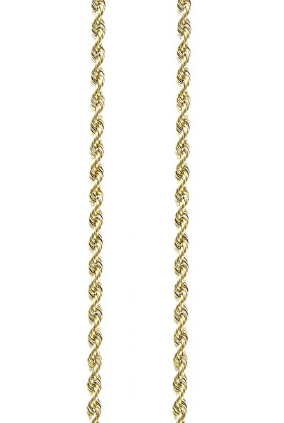 Rope Chain 14k-3,5 mm