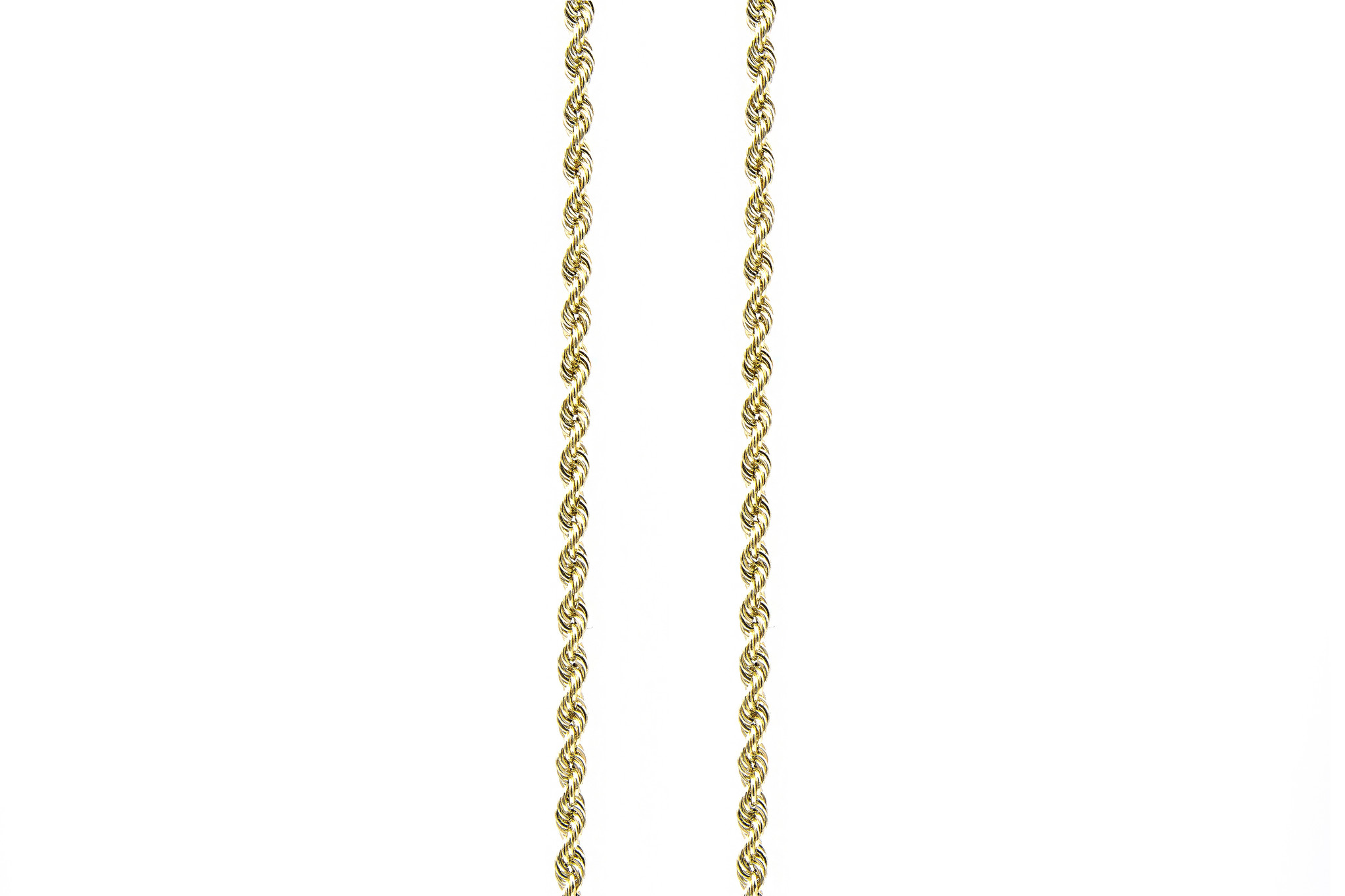 Rope Chain 14k - 3,5 mm-1