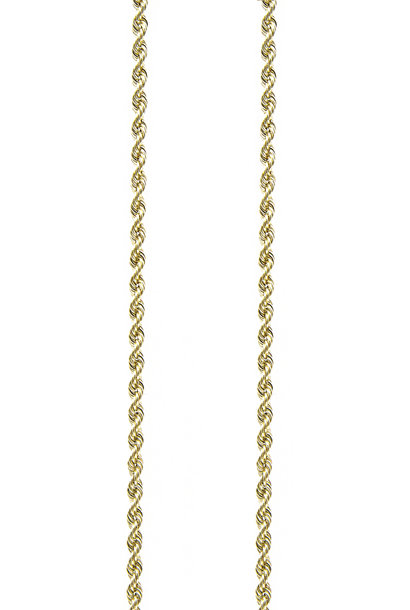 Rope Chain 14k-3 mm