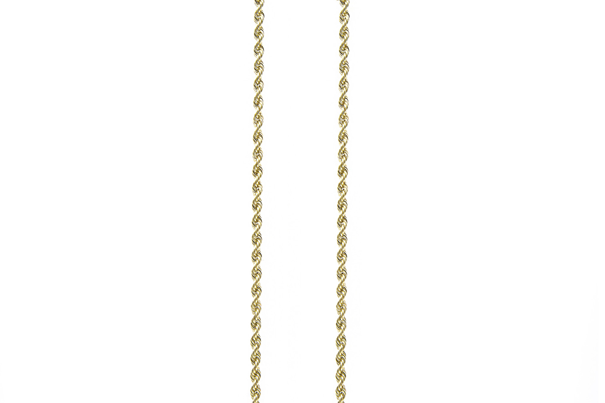 Rope Chain 14k-3mm-1