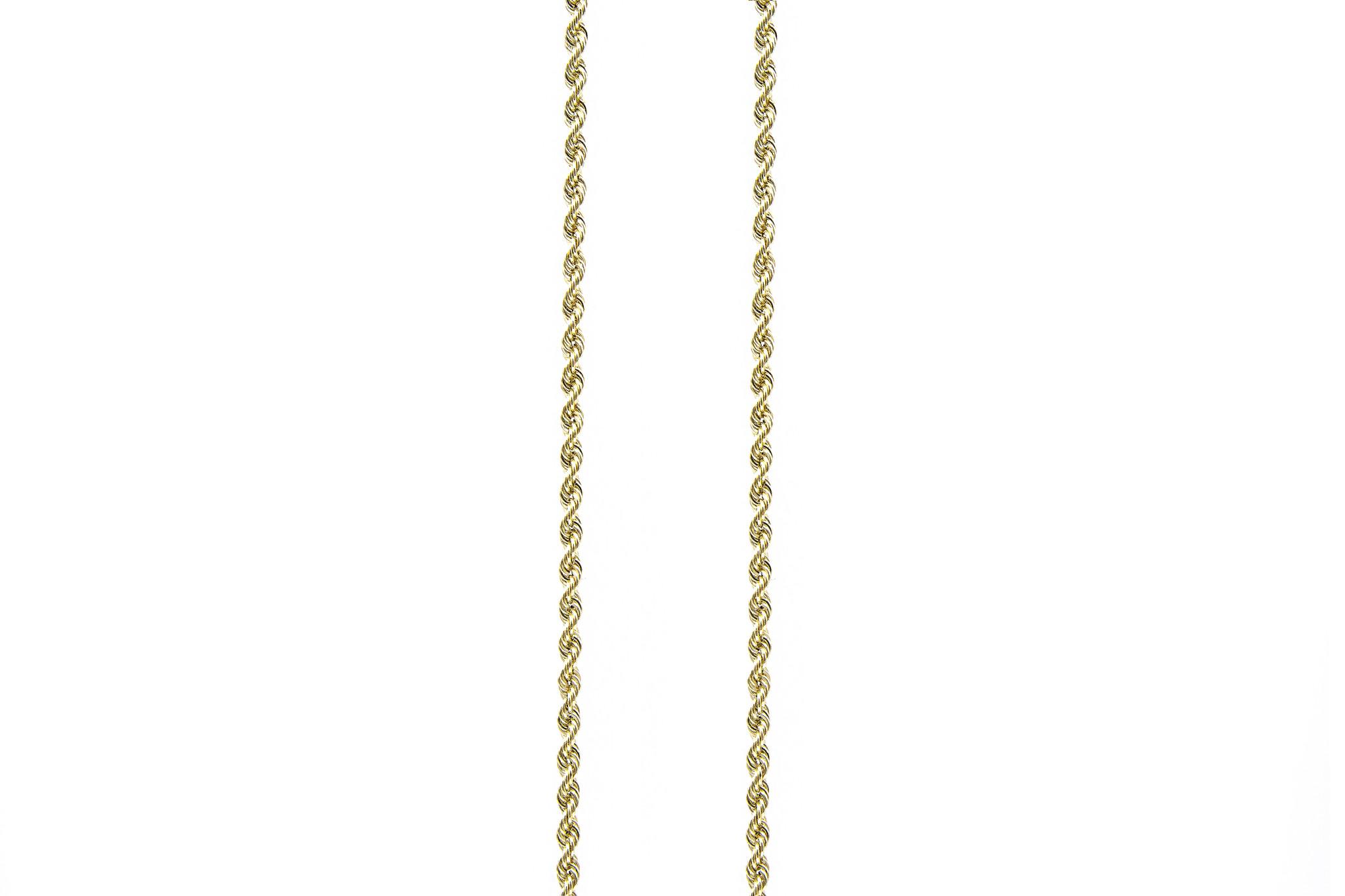 Rope Chain 18k-1