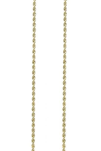 Rope Chain NL 18k-4mm