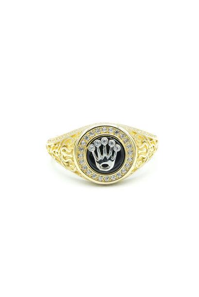 """Hugo"" ring"
