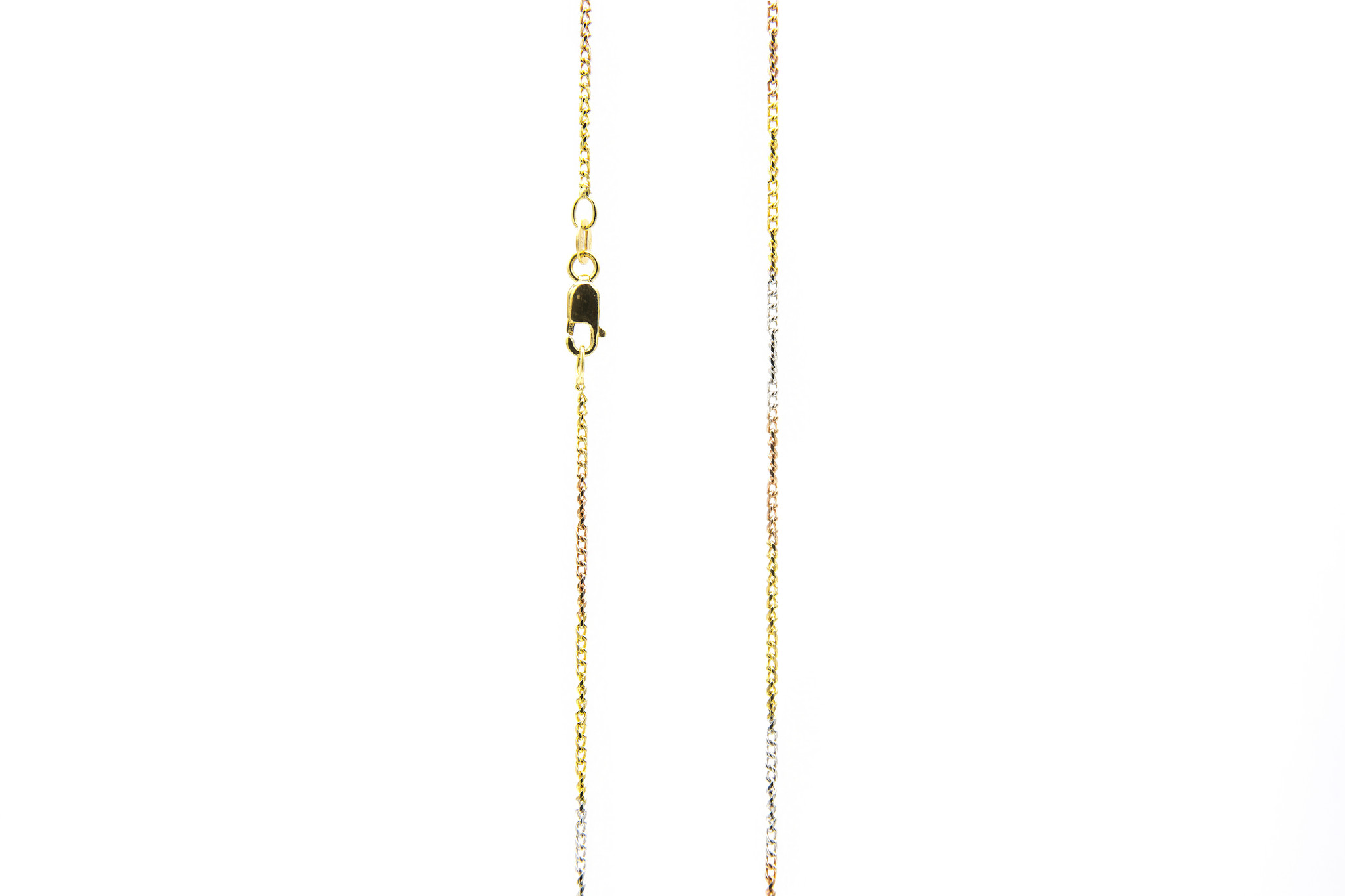 Ketting tricolor-2