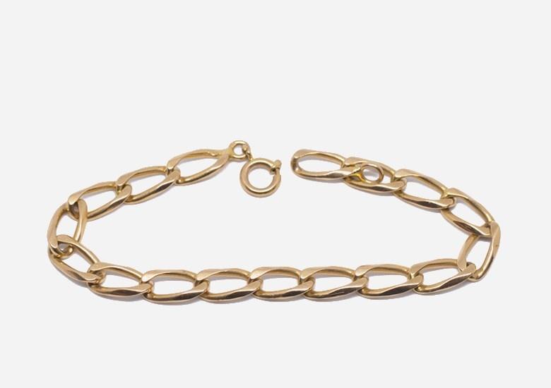 Armband met open schakel-4