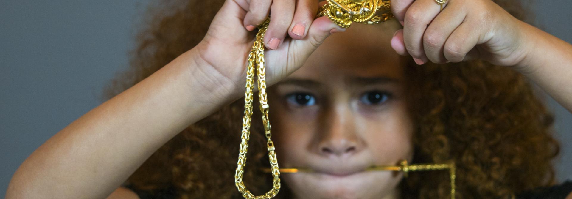 Kinder armbanden