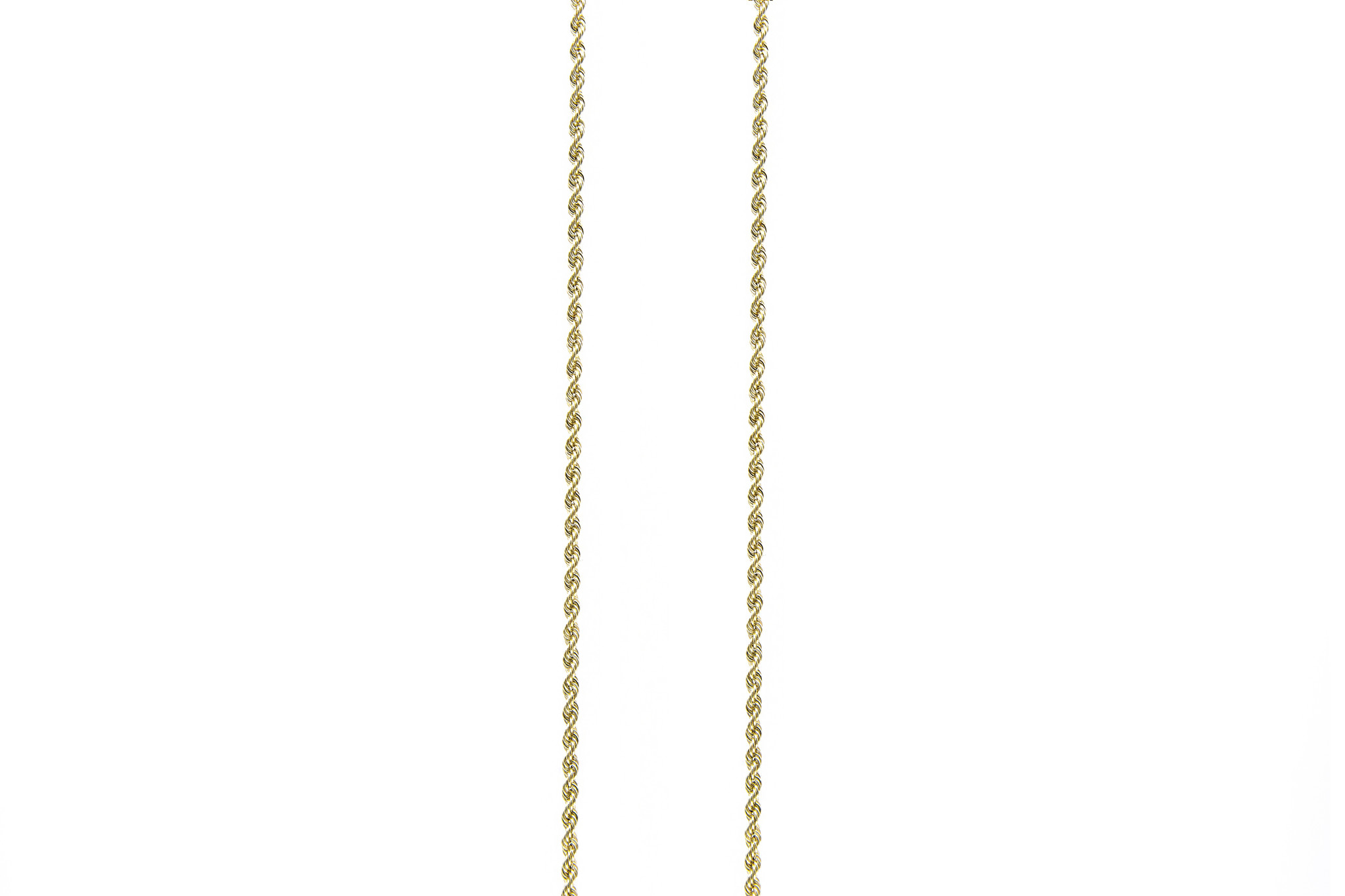 Rope Chain 14k-2 mm-1