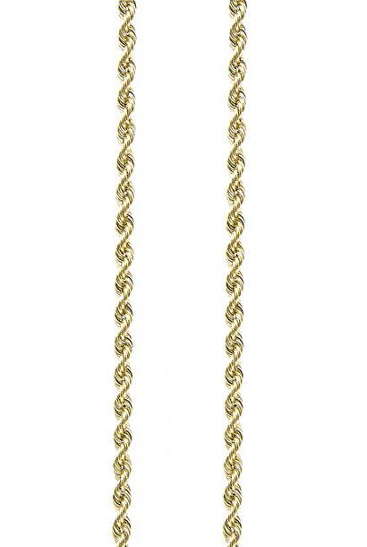 Rope Chain NL 18k-6 mm