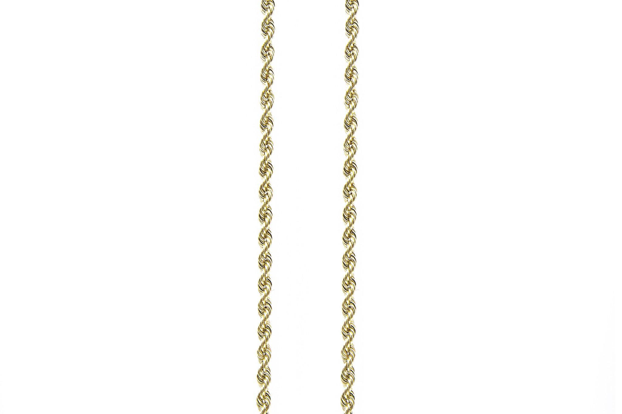 Rope Chain NL 18k-6 mm-1