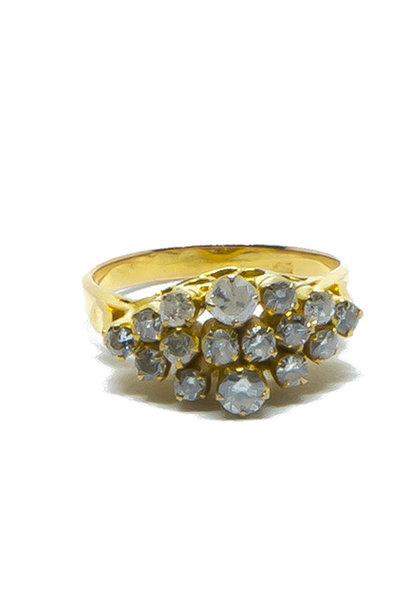 """Percy"" ring diamant"