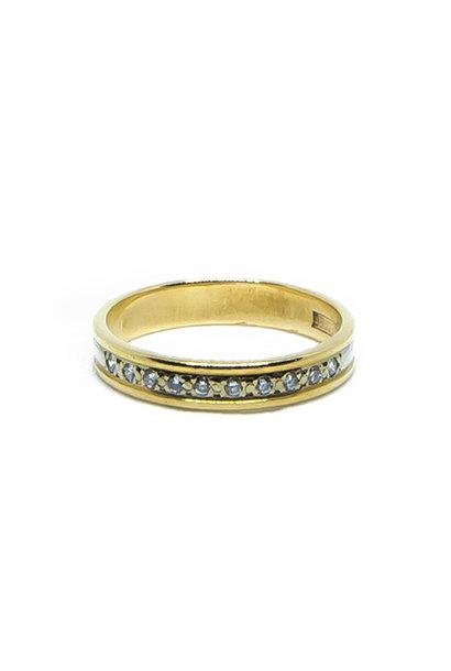 """Liv"" ring   diamant"
