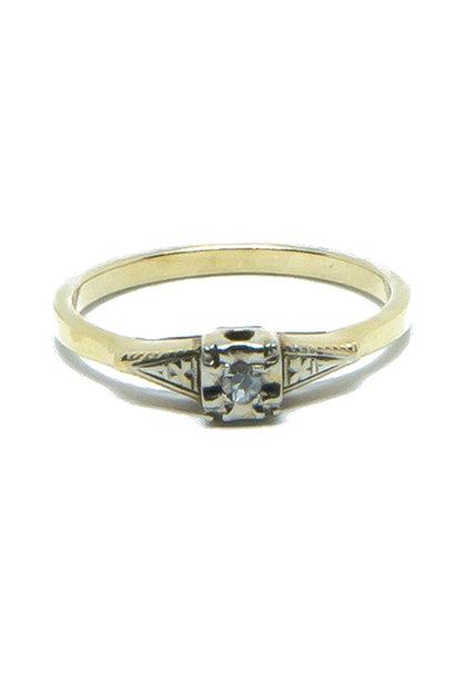 """""""Latoya"""" ring   diamant"""