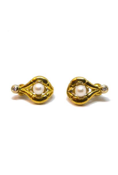 """""""Ella"""" oorbellen diamant"""