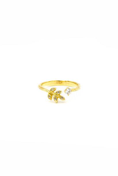 """""""Jasmijn"""" ring"""