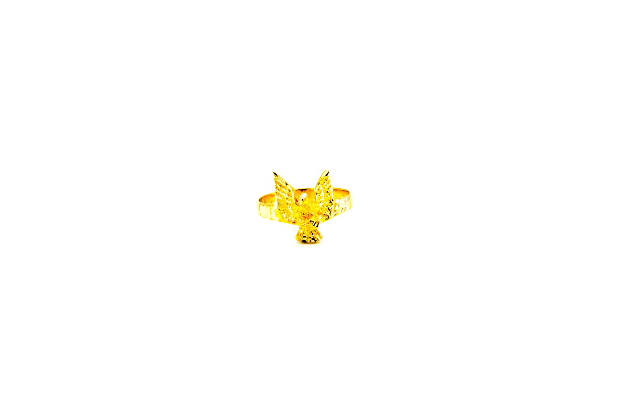 Ring met adelaar-1