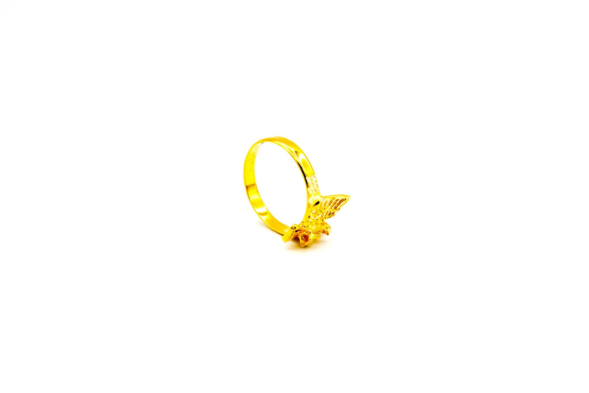Ring met adelaar-6