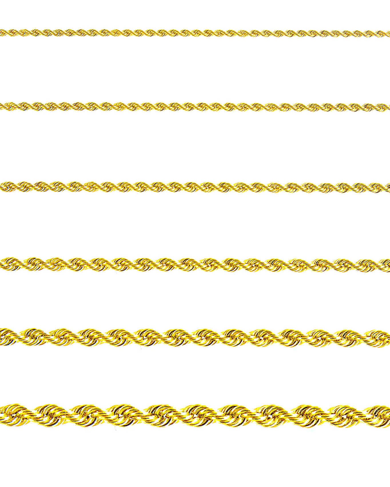 rope chain diktes