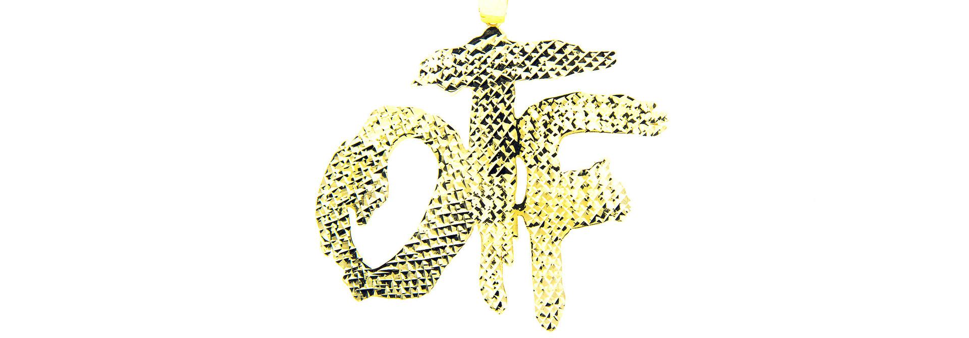 Hanger OTF diamond cut