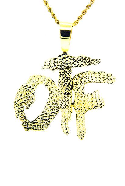 """OTF"" hanger Diamond Cut"