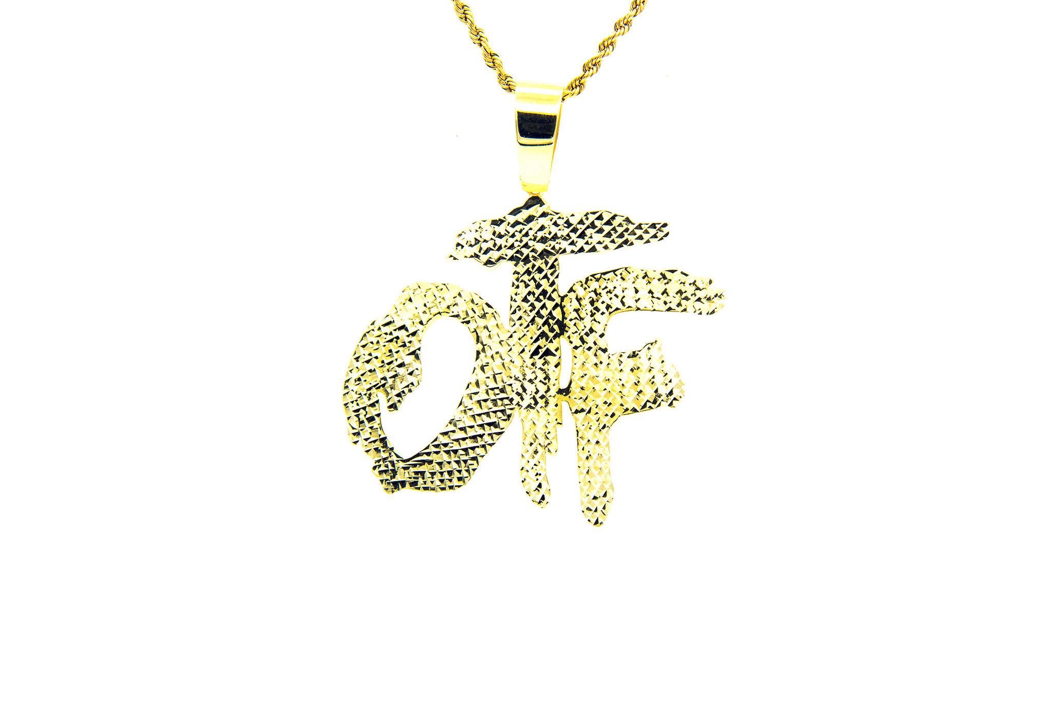 Hanger OTF diamond cut-1
