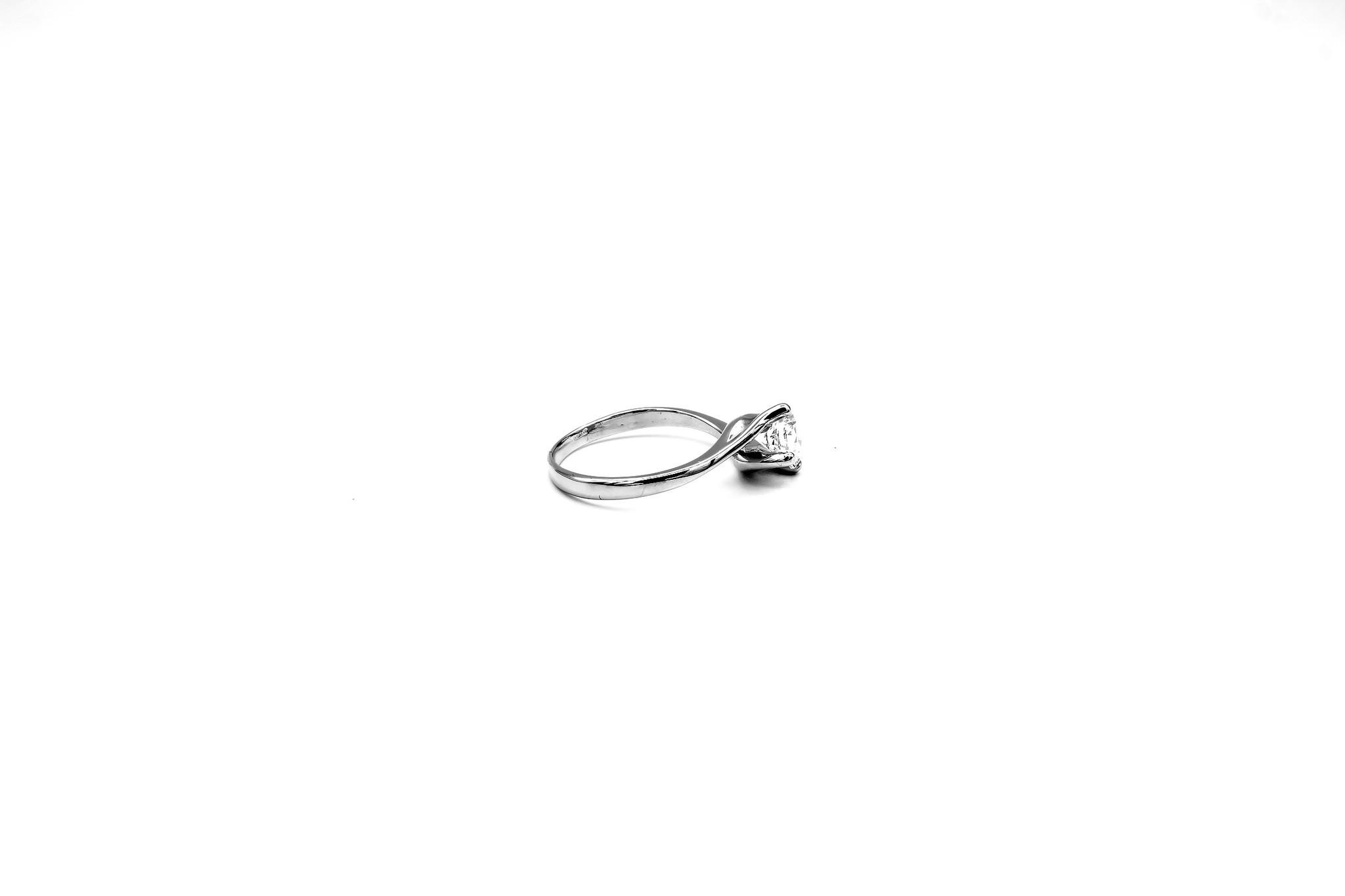 Ring verloving witgoud-3