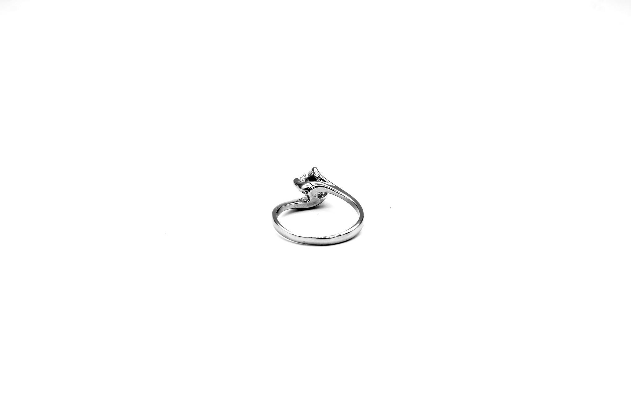 Ring verloving witgoud-4