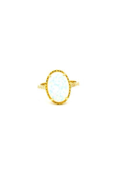 """Evita"" ring"