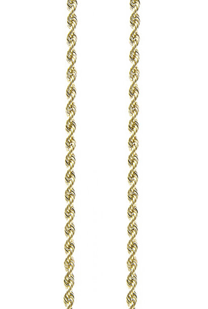Rope Chain NL 18k-4 mm