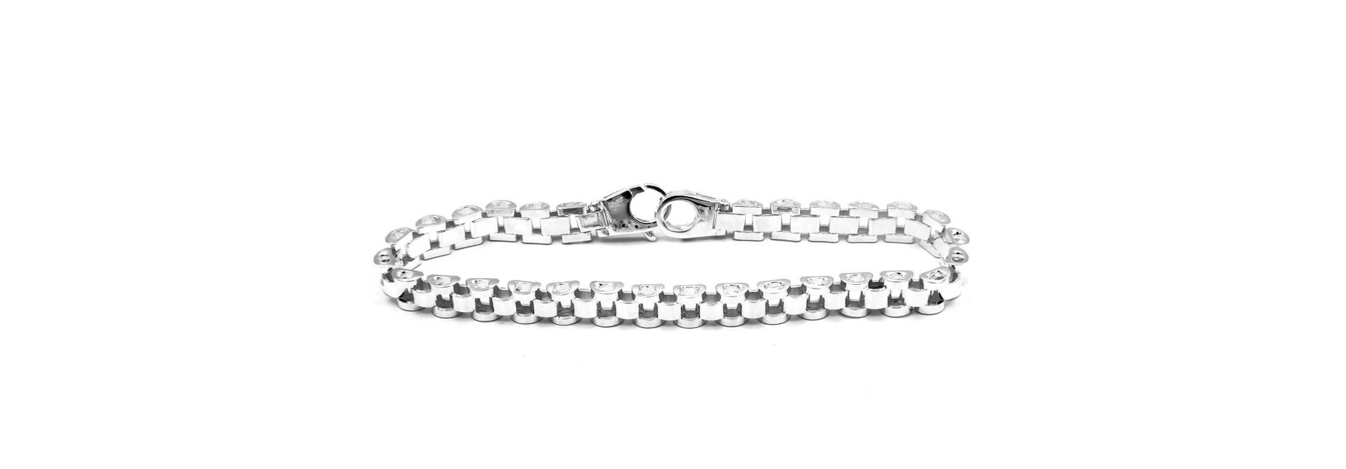 Armband rolexschakel